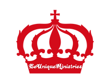 BeUnique Ministries Logo google forms.pn