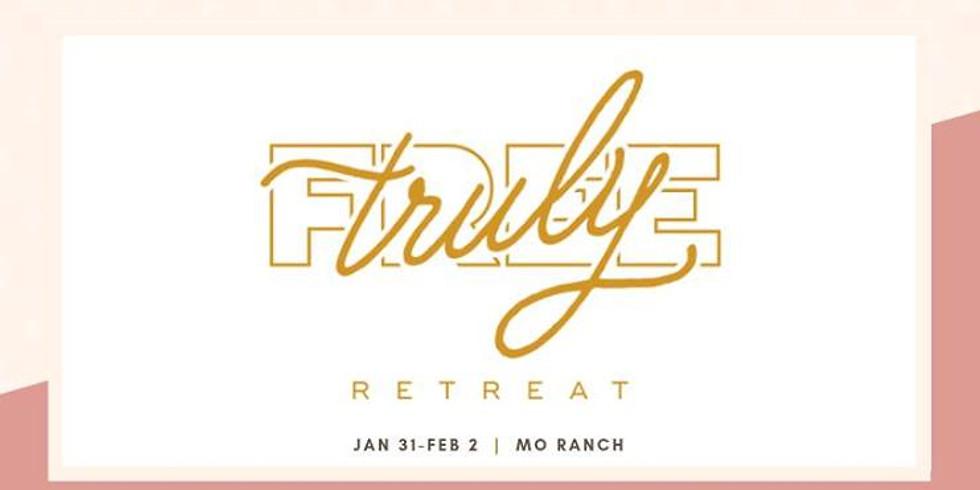 Truly Free Women's Retreat