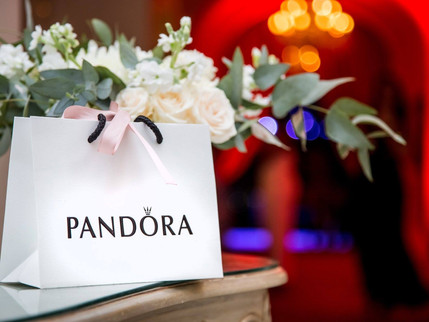 Pandora Reflexions Launch at The Munro Boutique Hotel
