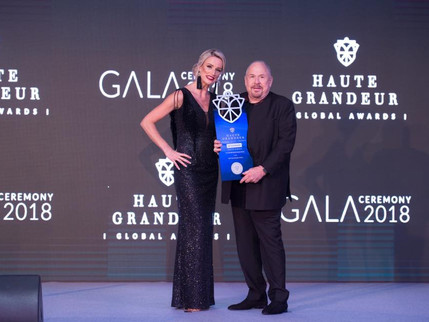 The Munro crowned Winners at Haute Grandeur Excellence Awards 2018