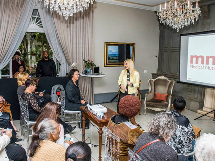 Longevity Workshop at The Munro Boutique Hotel – Healthy Living with MNI