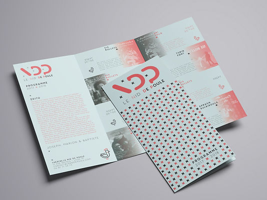 magazine-graphic-design | Lyon | Jeremy Charlot