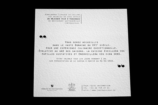 édition-relais chateau-geneve | Lyon | Jeremy Charlot