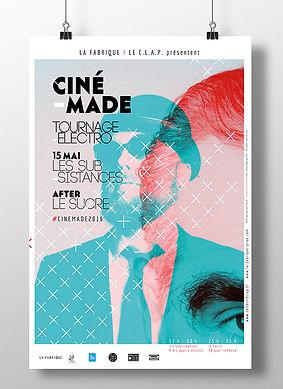 festival-cinemade-campagne-2016 | Lyon | Jeremy Charlot