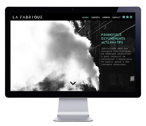 siteweb-la fabrique production-lyon 2016 | Lyon | Jeremy Charlot