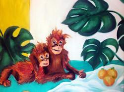 Oranges and Orangutangs