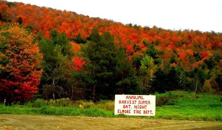 Very, very Elmore, Vermont!