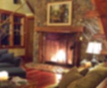 Romantic Fireplace | Stowe Meadows