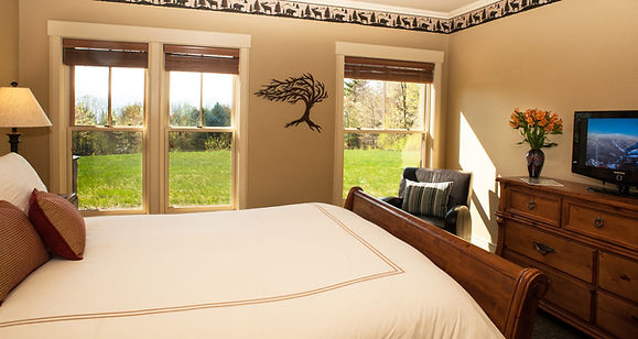 Mountain View Room | Stowe Meadows