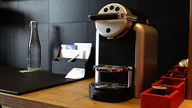 Nespresso Bar | Stowe Meadows