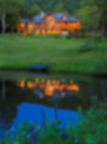 Romantic Inn | Summer | Stowe Meadows