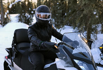 Snowmobile Stowe | Stowe Meadows