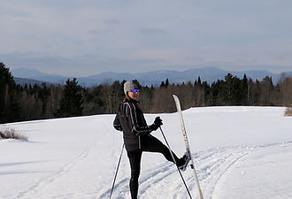 Cross Country Ski | Stowe Meadows