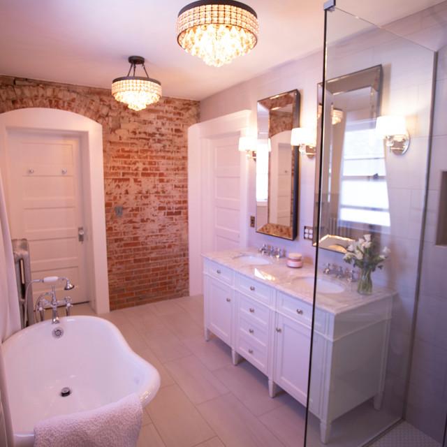 French Quarter Bathroom