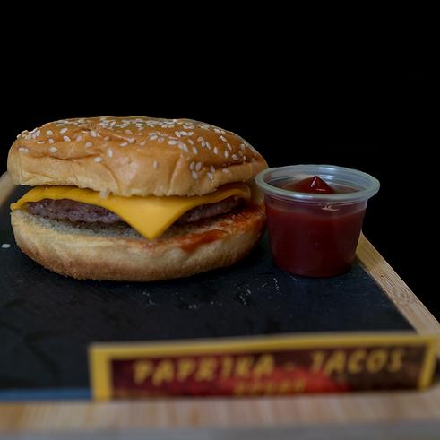 Burgy - Paprika Tacos Royan