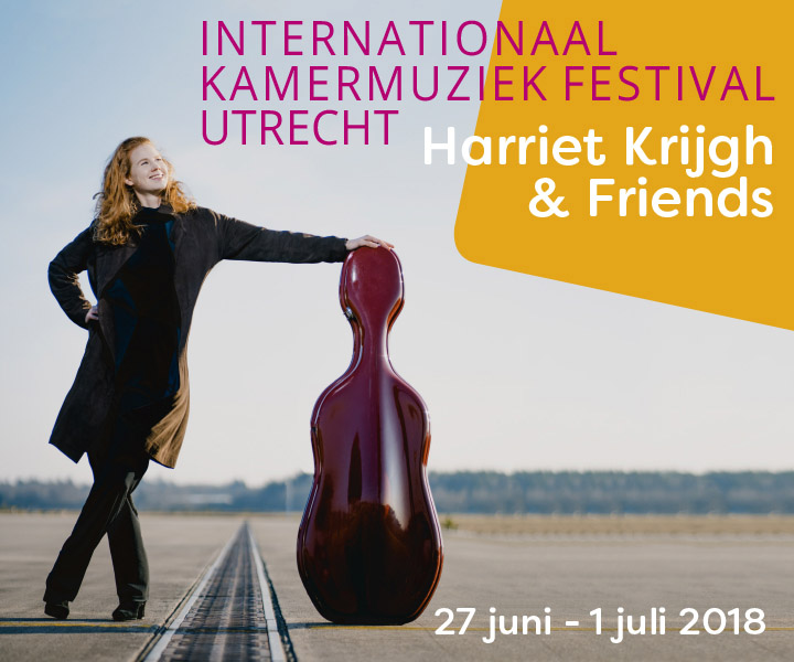 Kamermuziekfestival Harriet Krijgh