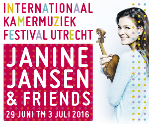 Kamermuziekfestival Janine Jansen