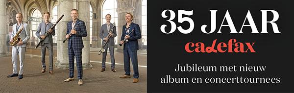 Calefax 35-jarig jubileum 2020