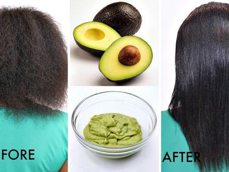 7 DIY Avocado Hair Mask Treatments For Damaged And Dry Hair