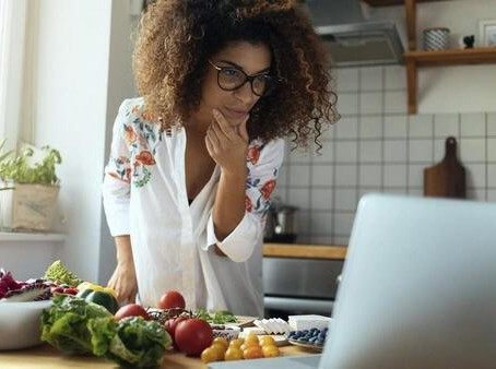 You are what you eat !  What to eat for healthy hair