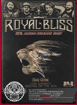 Sunshine Studios Royal Bliss Sonic Octan