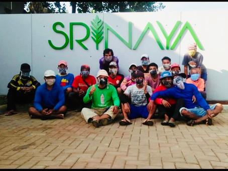Social distancing Srinaya
