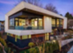 Award-winning home in Kirkland, Washington