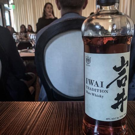 Whisky, not whiskey