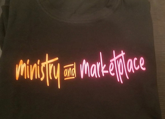 Ministry & Marketplace T-shirt