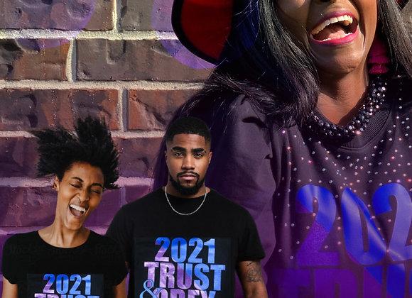 2021 TRUST & OBEY T-shirt