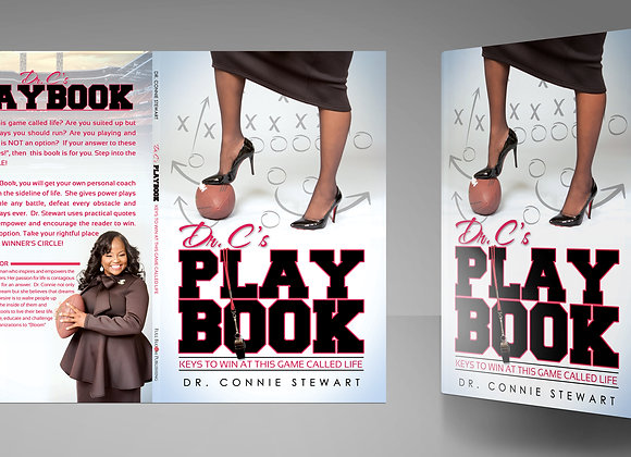 Book: Dr. C's Play Book Keys to Win at This Game Called Life