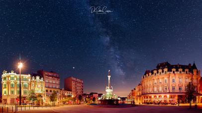 Valence Ville Milky Way