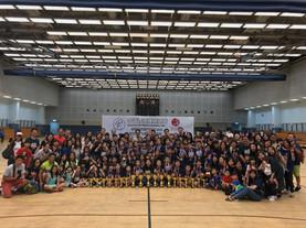全港跳繩學界賽2018
