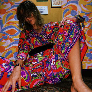 PSYCHEDELIC SUIT