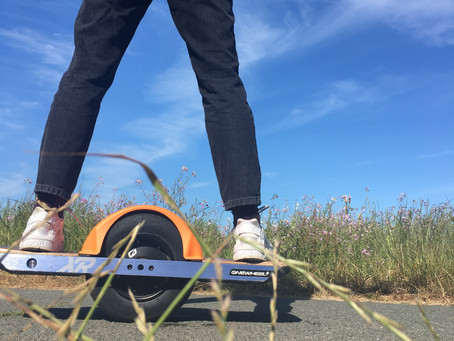 ((DEAD BATTERY BUT HERE FOR IT)) ONEWHEEL CHRONICLES