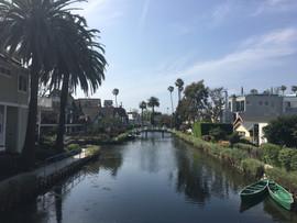 VENICE CANALS, LOS ANGELES CA