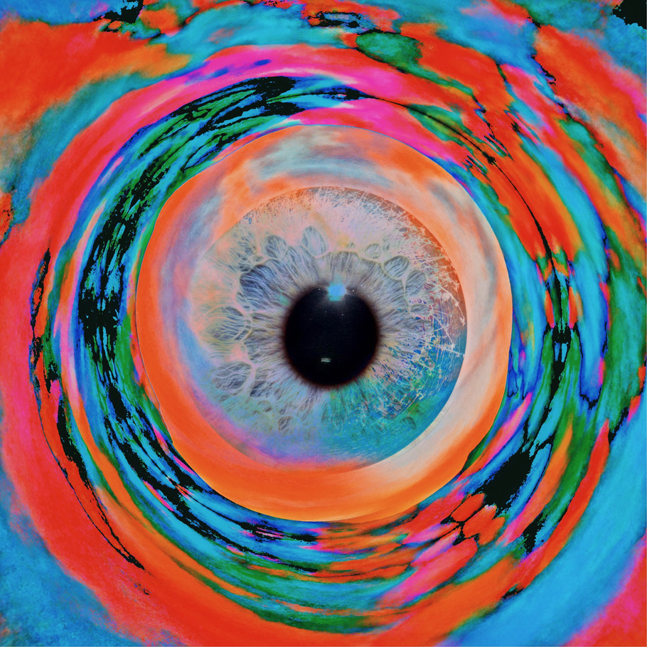 EYE OF THE COLOR STORM