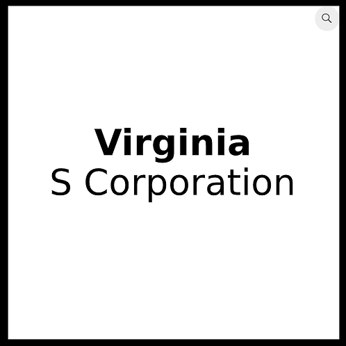 Virginia S Corporation