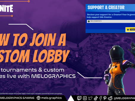 How to Join a Fortnite Custom Matchmaking Lobby