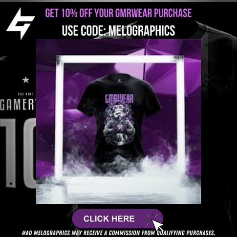 Gamer Wear - 10%