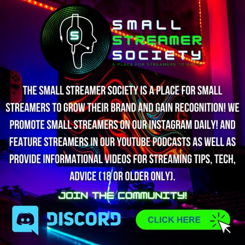Small Streamer Society Discord