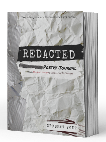 Redacted Poetry Journal - Offbeat Poet