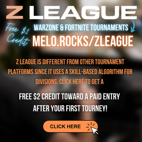 Z League Gaming Tournaments