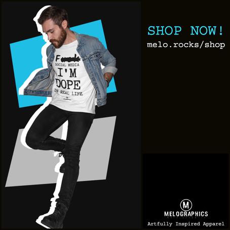 15% OFF T-Shirts 6/21-6/25