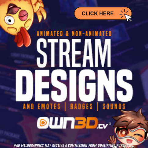 Own3d Stream Designs