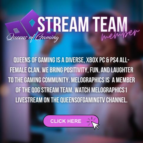 Queens of Gaming