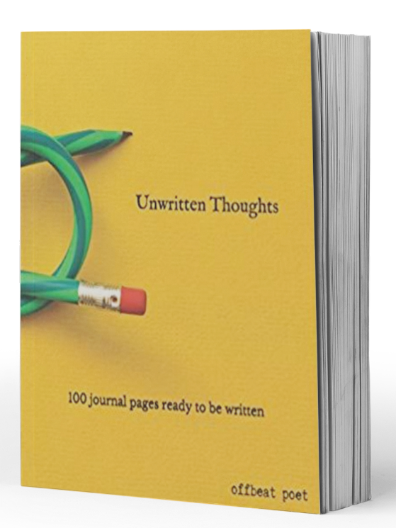 Unwritten Thoughts - Offbeat Poet