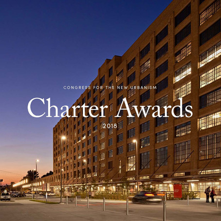 Charlottesville Plan Wins Charter Award