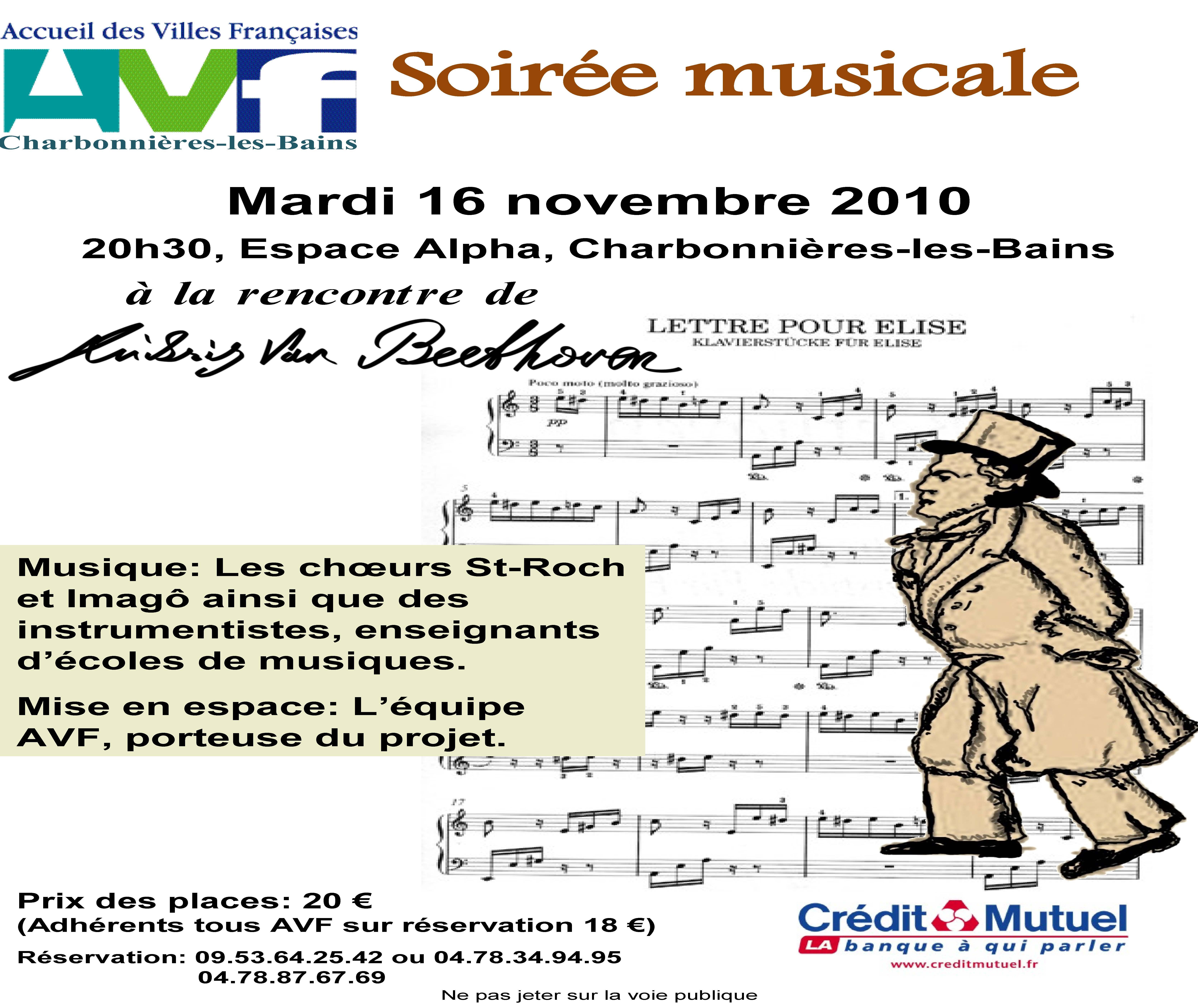 Concert Nov 2010 Beethoven