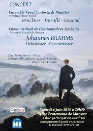 Concert Juin 2015 Brahms